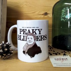 Taza No te metas con los Peaky Blinders | Double Project