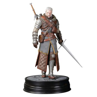 The Witcher Figura Geralt Grandmaster Ursine Witcher 3 Wild Hunt | Double Project
