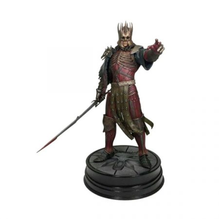 The Witcher Figura King of the Hunt Eredin Witcher 3 Wild Hunt | Double Project