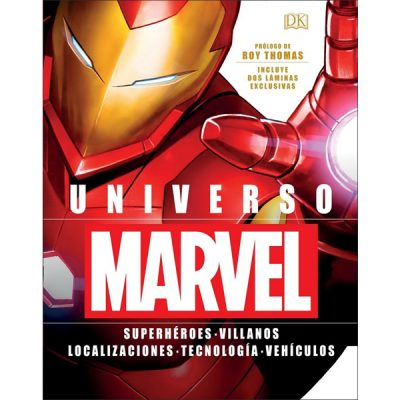 Libro Universo Marvel | Double Project