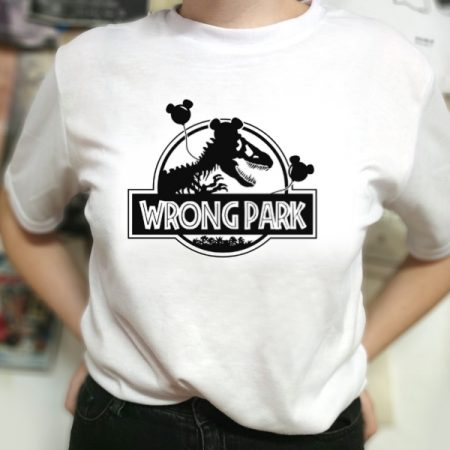 Camiseta Wrong Park | Double Project