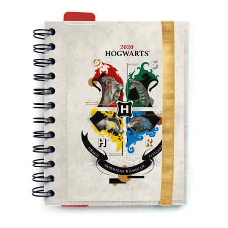 Harry Potter Agenda Hogwarts 2020 Página por día | Double Project