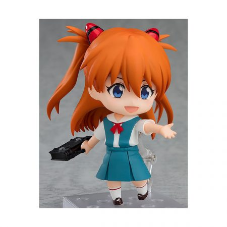 Rebuild of Evangelion Figura Nendoroid Asuka Shikinami Langley   Double Project