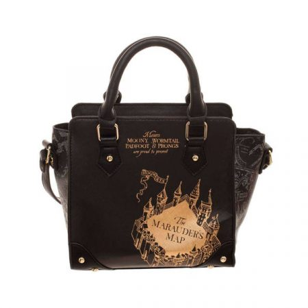 Harry Potter Bolso Mischief Managed | Double Project