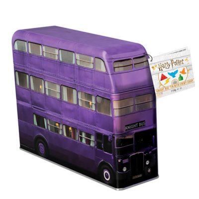Harry Potter Caja metal Hucha golosinas Autobus Noctámbulo | Double Project