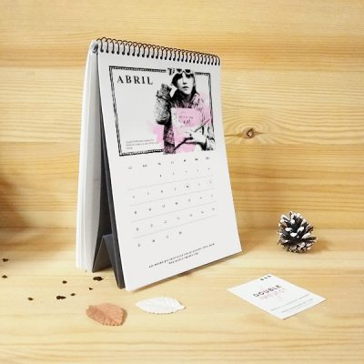 Calendario 2020 Handmade | Double Project