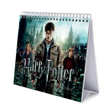 Harry Potter Calendario sobremesa 2020 | Double Project