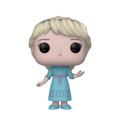 Disney Frozen 2 POP Young Elsa | Double Project