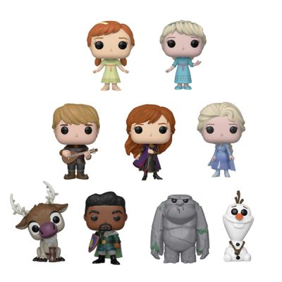 Disney Frozen 2 POP Total Pack | Double Project