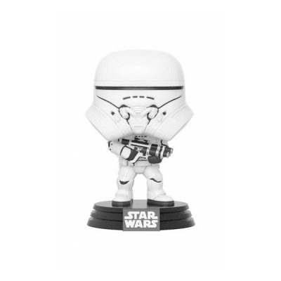 SStar Wars Episode IX POP First Order Jet Trooper | Double Project