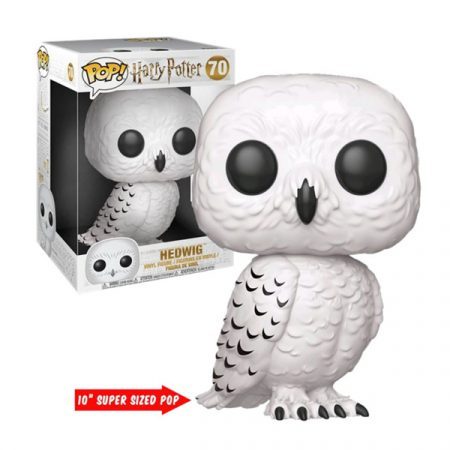 Harry Potter POP Super Sized Hedwig | Double Project