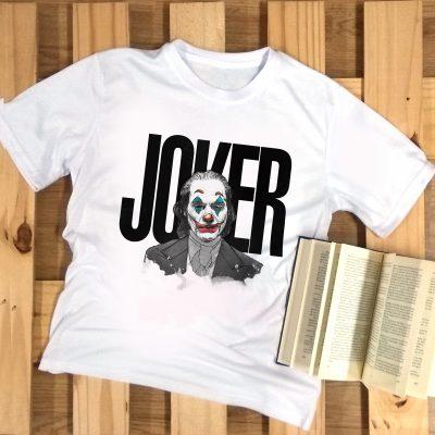 Camiseta Joker   Double Project