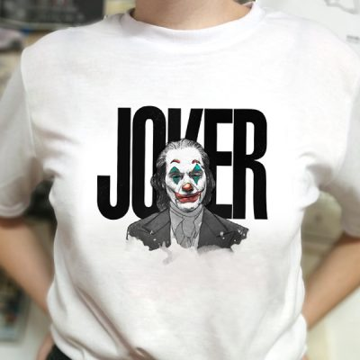 Camiseta Joker | Double Project