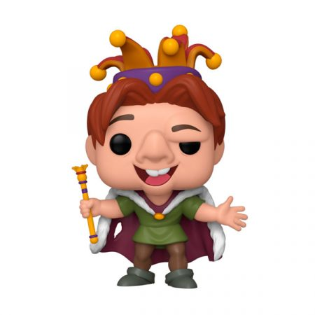 Disney El Jorobado de Notre Dame Quasimodo Fool   Double Project