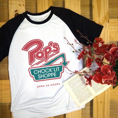 Camiseta Pop's Open 24 Hours | Double Project