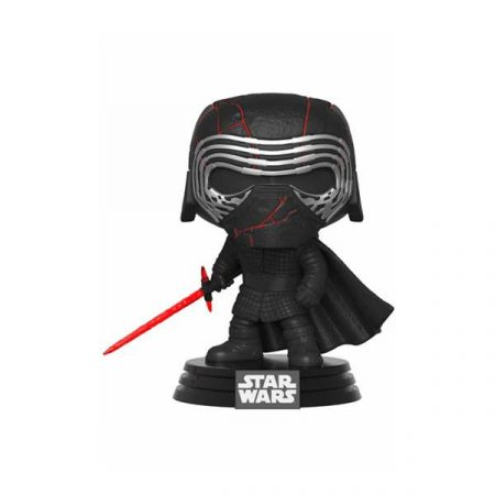 Star Wars Episode IX POP Kylo Ren Supreme Leader | Double Project