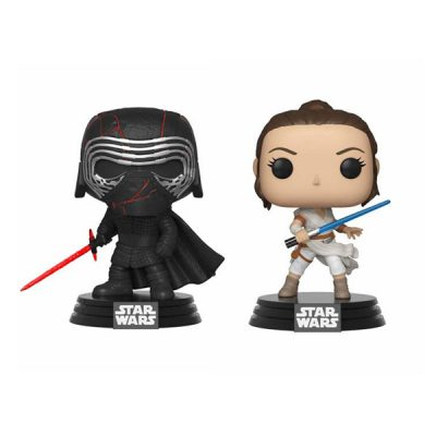 Star Wars Episode IX Pack Total Kylo & Rey | Double Project