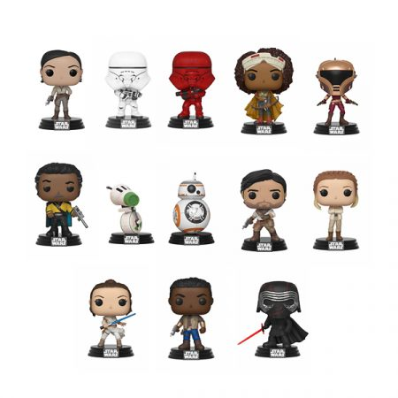 Star Wars Episode IX Pack Total POP | Double Projec