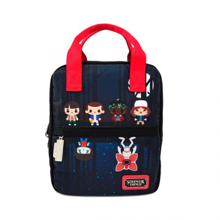 Stranger Things Mochila Loungefly   Double Project