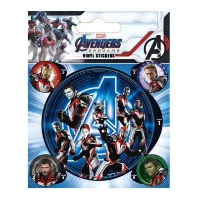 Marvel Set vinilos pegatins Vengadores Avengers | Double Project
