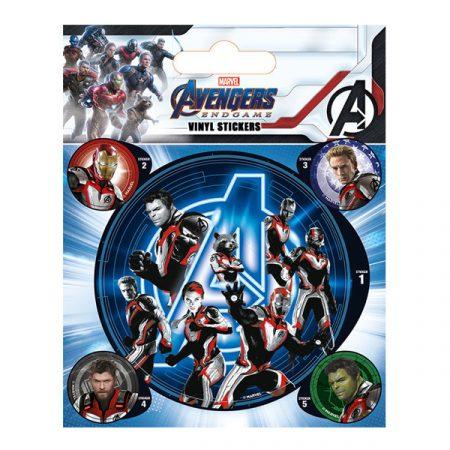 Marvel Set vinilos pegatins Vengadores Avengers | Double Project