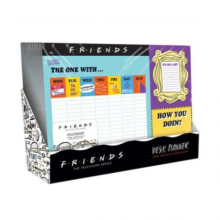 Friends Planificador Semanal | Double Project