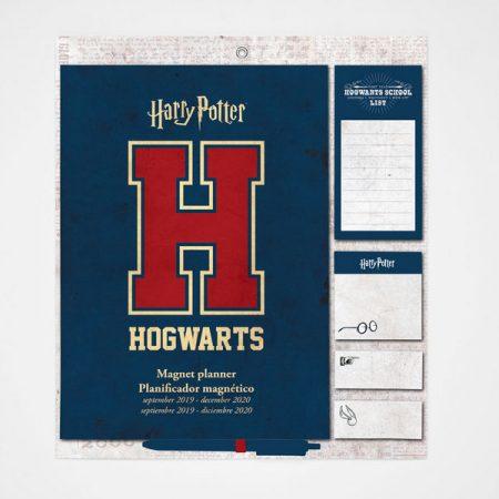 Harry Potter Planificador Magnético | Double Project