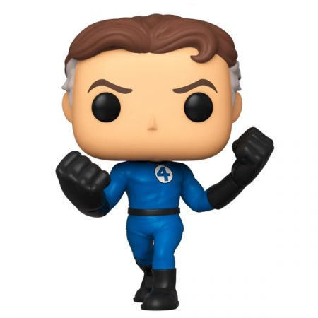 Marvel POP Los 4 Fantásticos Mister Fantastic | Double Project