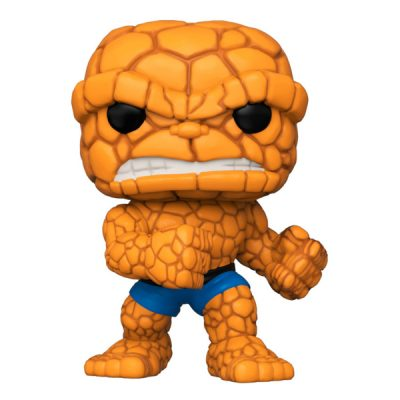 Marvel POP Los 4 Fantásticos The Thing | Double Project