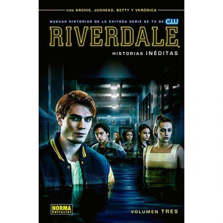 Cómic Riverdale Volumen 3 | Double Project