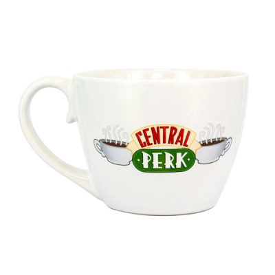 Friends Taza Capuccino Central Perk | Double Project