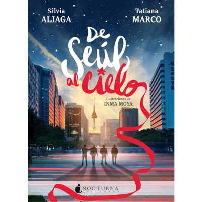 Libro De Seúl al cielo | Double Project