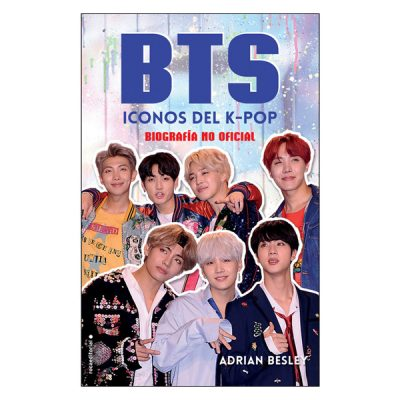 Libro BTS Iconos del K-POP | Double Project