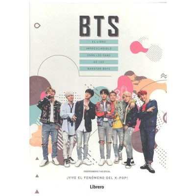 BTS EL LIBRO IMPRESCINDIBLE PARA LOS FANS DE BANGTAN BOYS | Double Project
