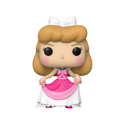 Disney Cenicienta POP Cinderella (Pink Dress) | Double Project