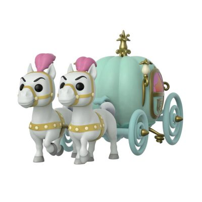 Disney Cenicienta POP Ride Cinderella's Carriage | Double Project
