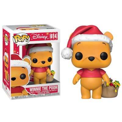 Disney POP Winnie the Pooh Holiday | Double Project