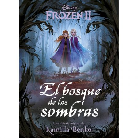 Disney Frozen 2 Libro EL bosque de las sombras | Double Project