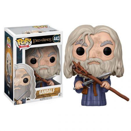 El Señor de los Anillos POP Gandalf | Double Project