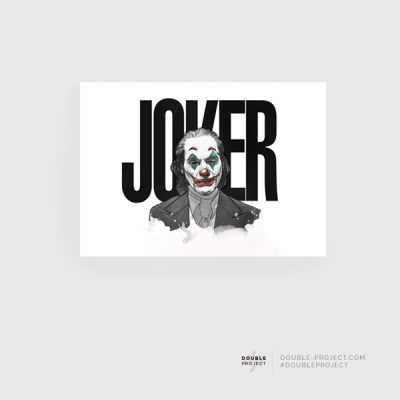 Lámina Joker | Double Project