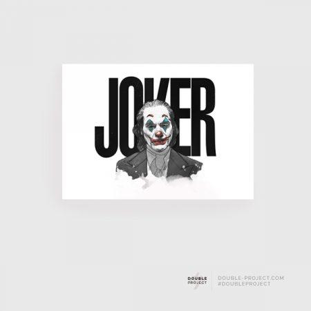 Lámina Joker | Double Project