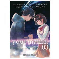 Manga Your Name 03 | Double Project