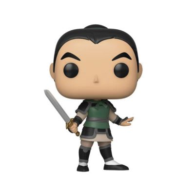 Disney Mulan POP Mulan as Ping | Double Project