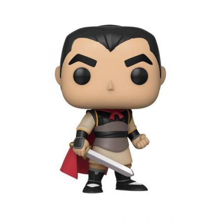 Disney Mulan POP Li Shang | Double Project