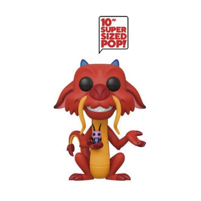 Disney Mulan POP Super Sized Mushu | Double Project