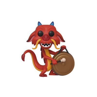 Disney Mulan POP Mushu With Gong | Double Project