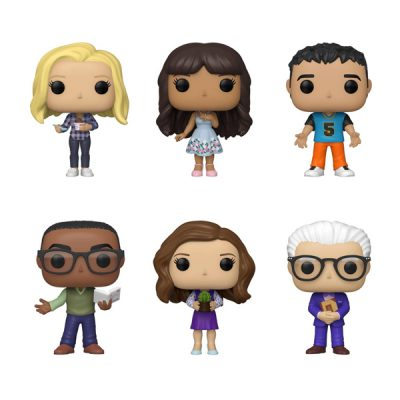 The Good Place Funko POP Pack Total | Double Project
