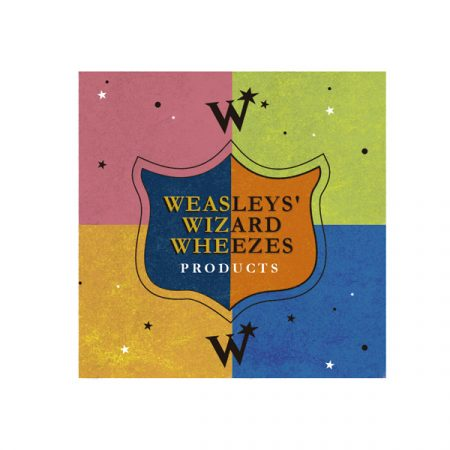 Parche Weasleys' wizard Wheezes | Double Project
