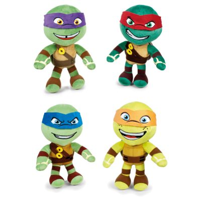 Peluche Tortugas ninja soft 30cm | Double Project