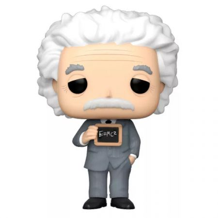 POP Albert Einstein | Double Project